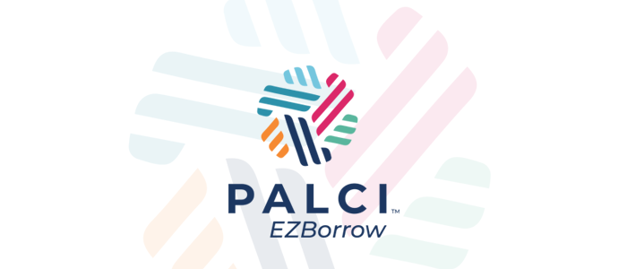 PALCI-EZBorrow Logo