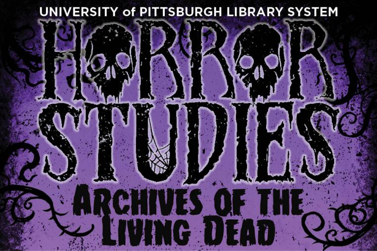 Horror Studies - Archives of the dead