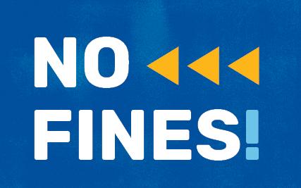 No Fines!